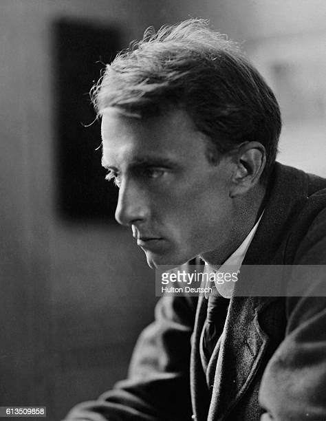 The poet and writer Edward Thomas He wrote most of his poetry whilst he was on active service during the First World War He was killed in action at...