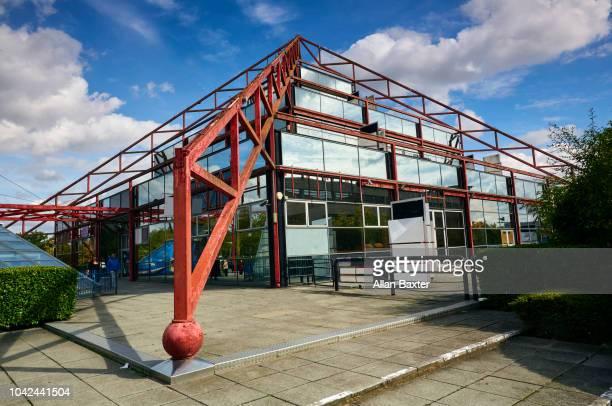 'The Point' entertainment complex in Milton Keynes
