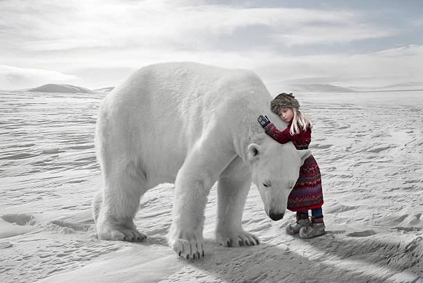 The Polar Bear hug