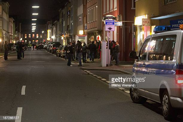 The Police closed the district on November 30 2012 in Krefeld Germany The 30 former Bandidos came from chapters in Leverkusen Kleve and Oberhausen...