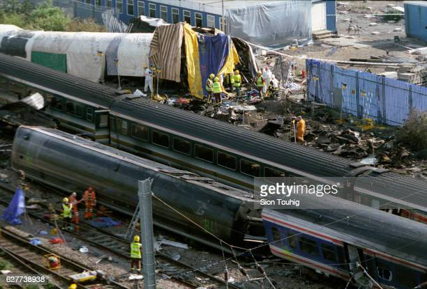 The police have counted 28 bodies and up to 170 people unaccounted for in the train crash