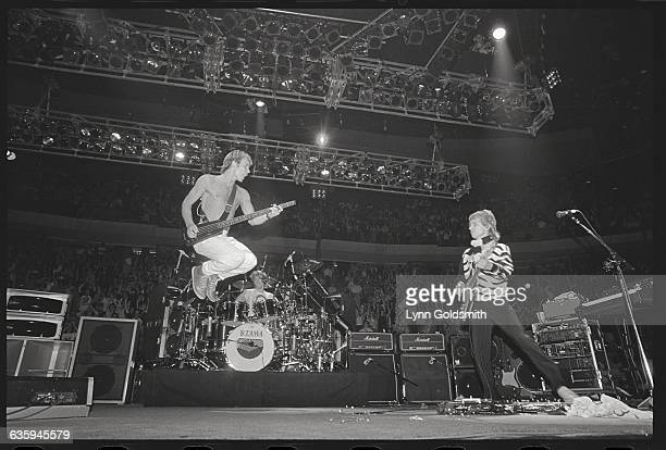 Sting Stewart Copeland and Andy Summers