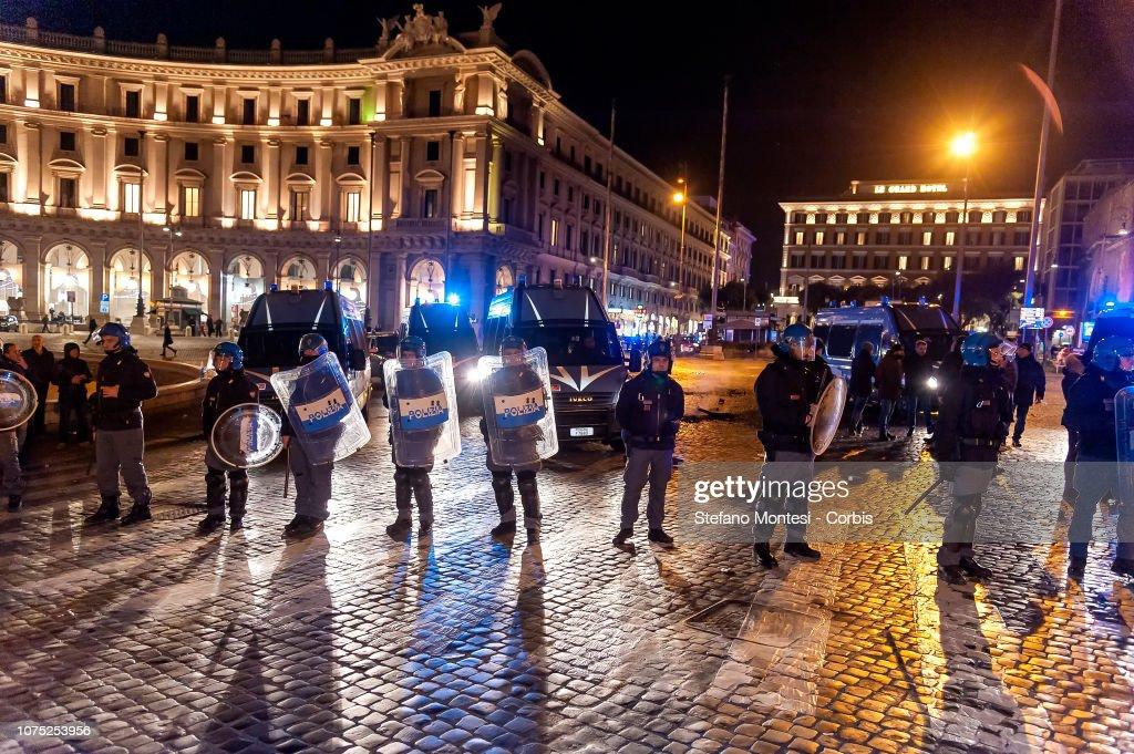 Italian Daily Politics 2018 : Fotografía de noticias