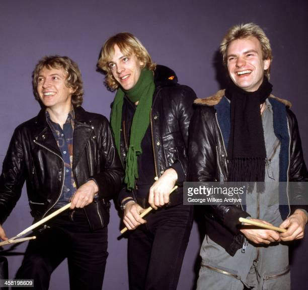 The Police were an English rock band formed in London in 1977 For the vast majority of their history the band consisted of Sting Andy Summers and...