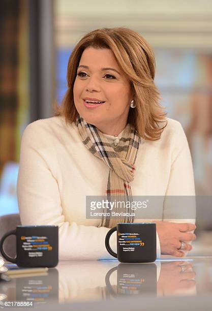 THE VIEW The Political View welcomes Ana Navarro on Election Day Tuesday NOVEMBER 8 2016 'The View' airs MondayFriday on the ABC Television Network