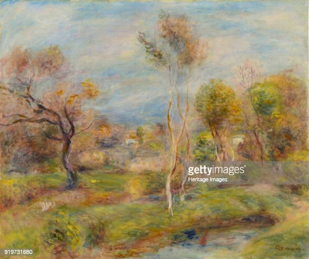 The Pond Cagnes or Landscape at CagnessurMer 19051907 Found in the Collection of Villa Ephrussi de Rothschild Académie des BeauxArts
