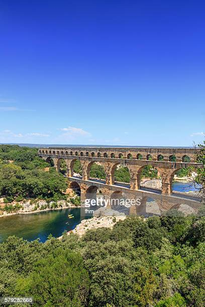 The Pont Du Gard in France
