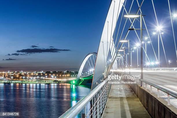 The Ponte (bridge) Juscelino Kubitschek