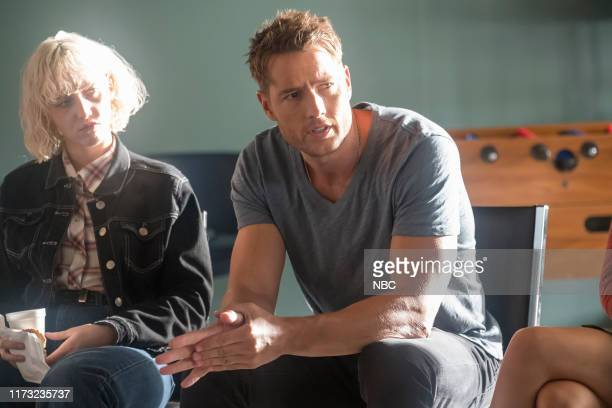 US The Pool Part Two Episode 402 Pictured Justin Hartley as Kevin