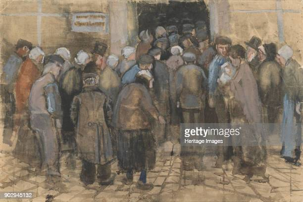The Poor and Money Found in the Collection of Van Gogh Museum Amsterdam