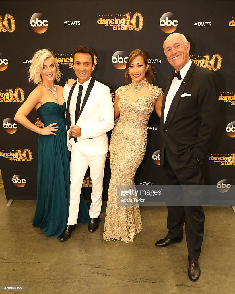"ABC's ""Dancing With the Stars"": 10th Anniversary Special : News Photo"