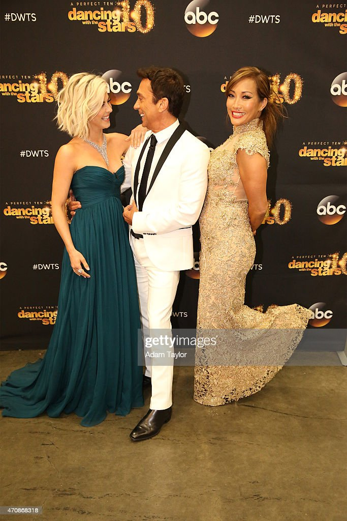 "ABC's ""Dancing With the Stars"": 10th Anniversary Special : Nachrichtenfoto"