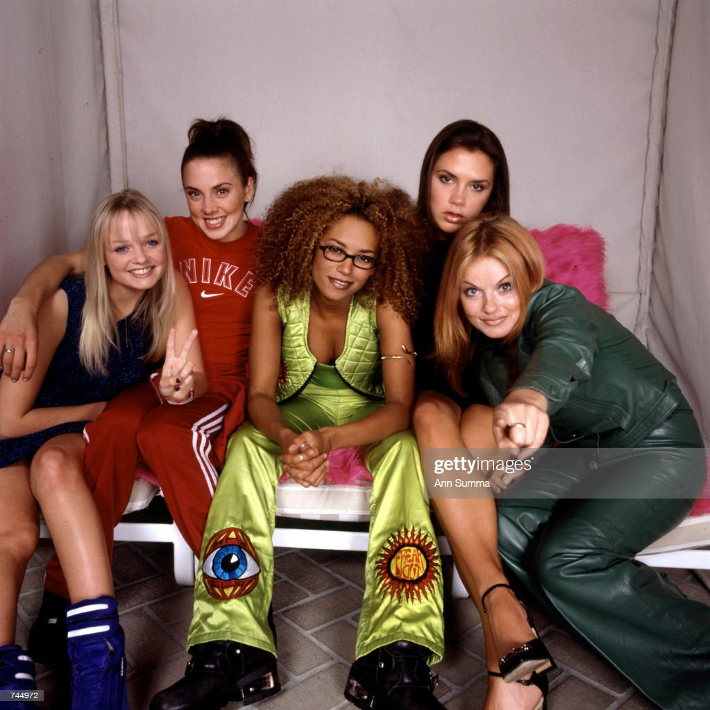 The Spice Girls IN NYC : ニュース写真