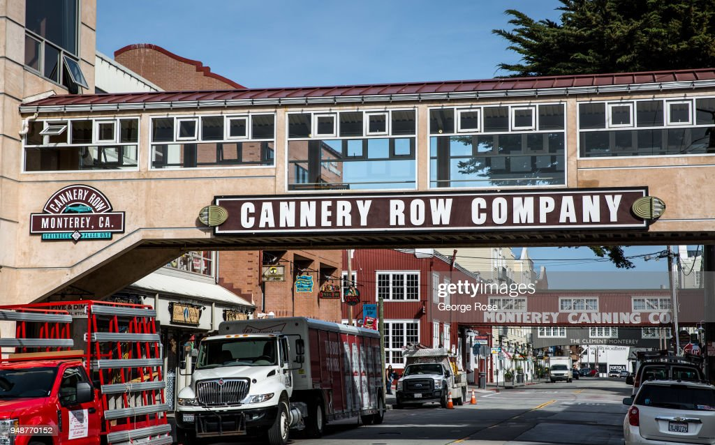 The Por Cannery Row A Collection Of S And