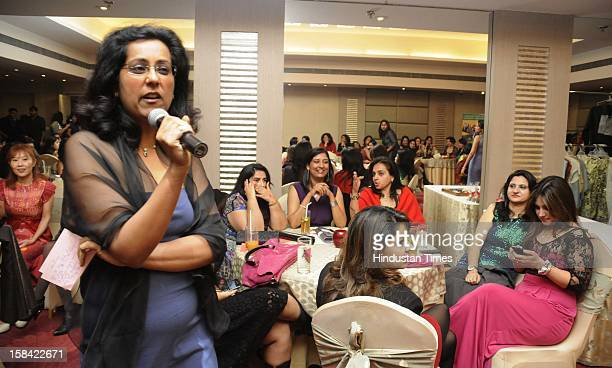 The popular Facebook group GurgaonMoms assembled in a hotel to hold a fund raising auction for NGO Ashish foundation that works for differently...