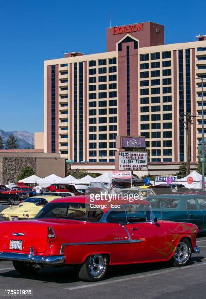 Chevrolet Tahoe Pictures And Photos Getty Images - South lake tahoe classic car show