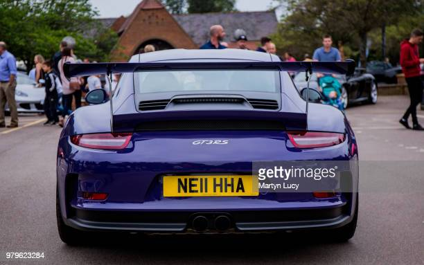 The Porsche 911 GT3 RS This car was part of Essendon Country Clubs first Supercar show in June 2018 Named Supercar Soiree Essendon Country club...