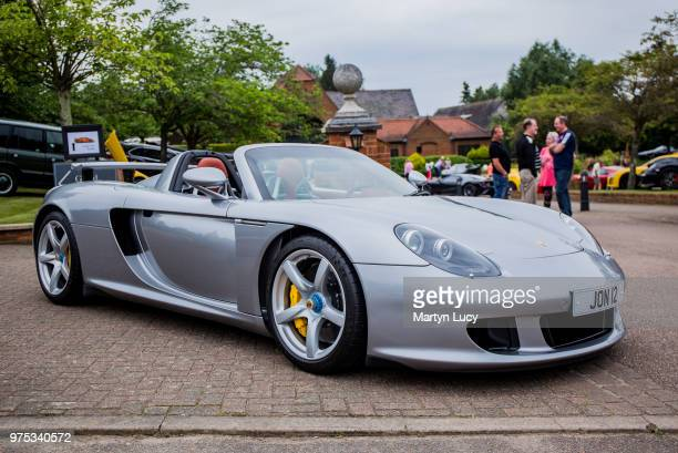 The Porsche Carrera GT This car was part of Essendon Country Clubs first Supercar show in June 2018 Named 'Supercar Soiree' Essendon Country club...