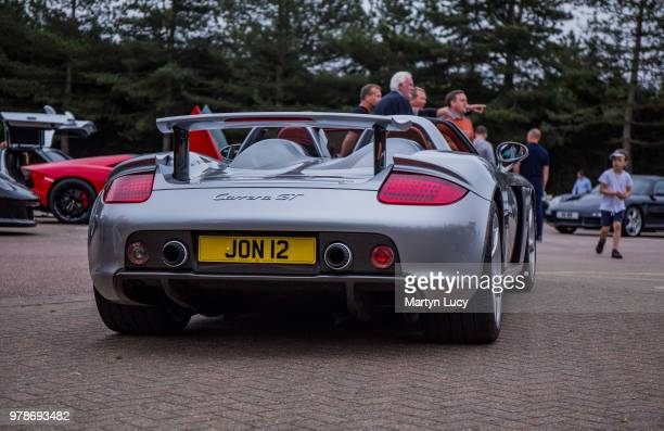 The Porsche Carrera GT This car was part of Essendon Country Clubs first Supercar show in June 2018 Named Supercar Soiree Essendon Country club...
