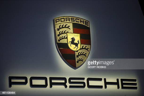 Porsche Stock Photos And Pictures Getty Images