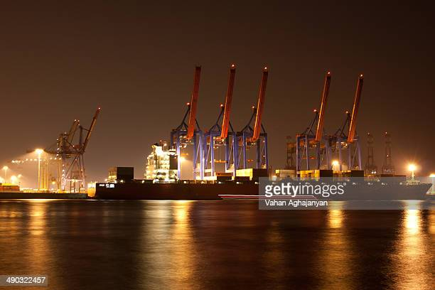 The Port of Hamburg