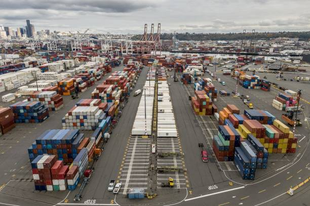 WA: Port Gridlock Stretches Supply Lines Thin In Blow For Economies