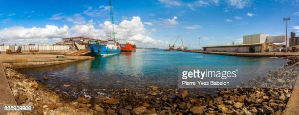the port of toamasina - pierre yves babelon stock pictures, royalty-free photos & images