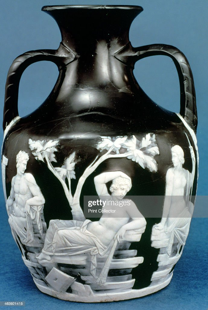 The Portland Vase C5 25 Ad Pictures Getty Images