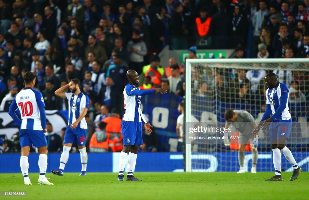 Liverpool v Porto - UEFA Champions League Quarter Final: First Leg : Photo d'actualité