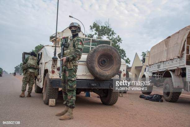 The Portuguese contingent of the UN mission in the Central African Republic that attacked the Muslim selfdefence group of the PK5 a Muslimmajority...