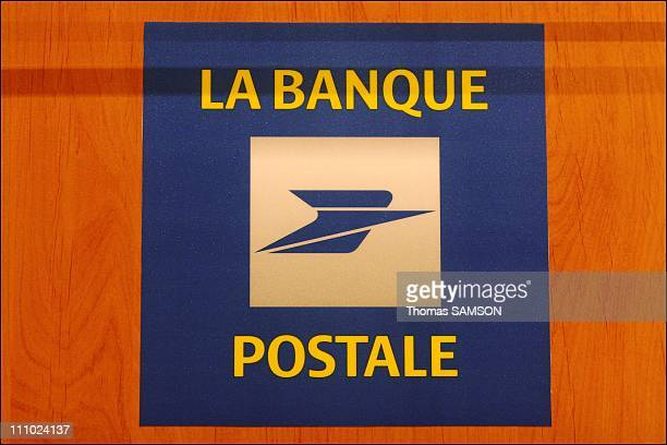 The Postal bank presentation by Patrick Werner Chief Operating Officer of the post office in Paris France on January 12th 2006