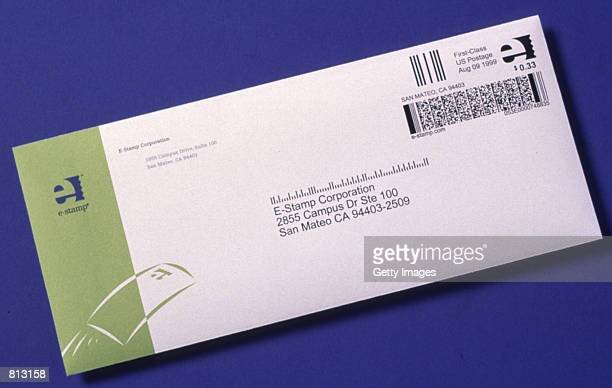 The Postal Service on Monday launched PC Postage in Washington DC a stamp that can be printed through personal computers Consumers would go online...