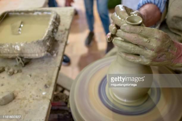 the potter's workshop