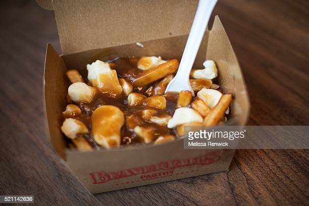 TORONTO ON MARCH 31 The poutine is pictured at the newly opened BeaverTails on the waterfront in Toronto