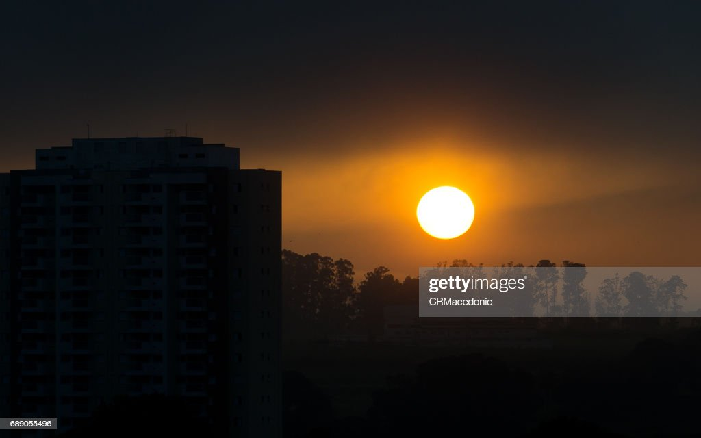 The power and beauty of the sun. : Stock Photo