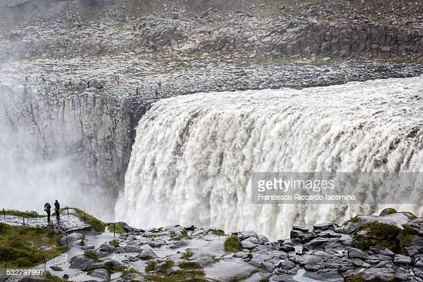The Power of Dettifoss, Iceland