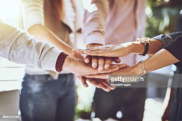 Die Kraft des Miteinanders