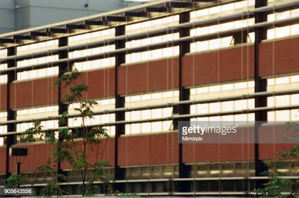 The Powergen headquarters which has just won another design award 25th September 1996