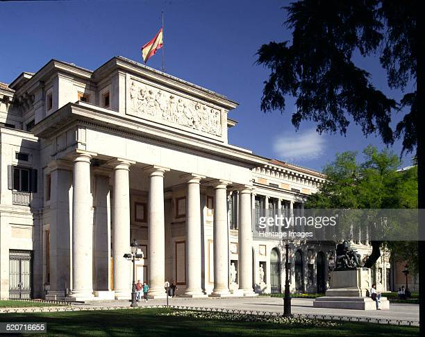 The Prado Madrid Spain