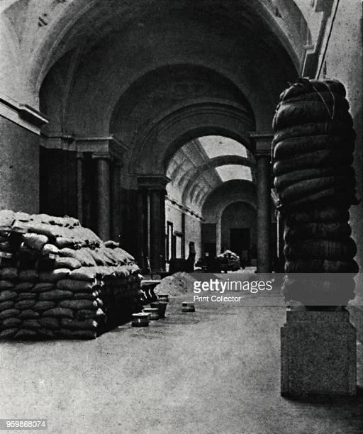 'The Prado Museum' 1937 From Verve Vol1 No 1 December 1937 [Verve France 1937] Artist Unknown