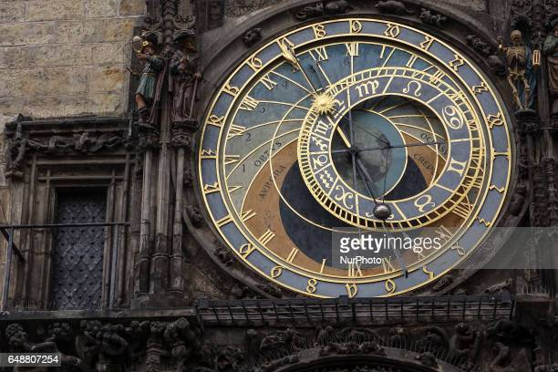 The Prague astronomical clock was first installed in 1410 making it the thirdoldest astronomical clock in the world and the oldest one still working