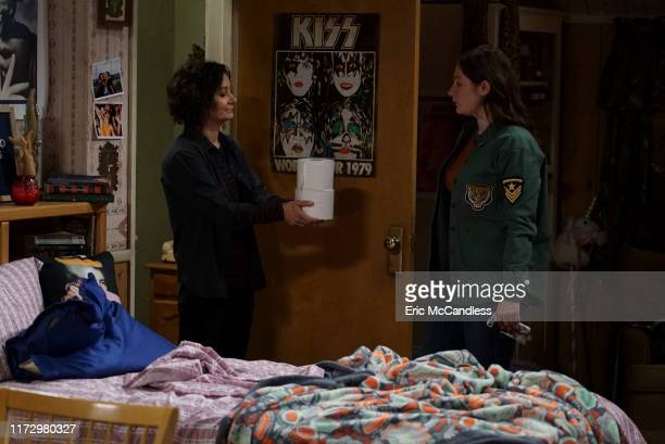 """The Preemie Monologues"""" - Harris is forced to confront Darlene about her lifestyle, while Jackie involves herself in other people's problems to avoid..."""