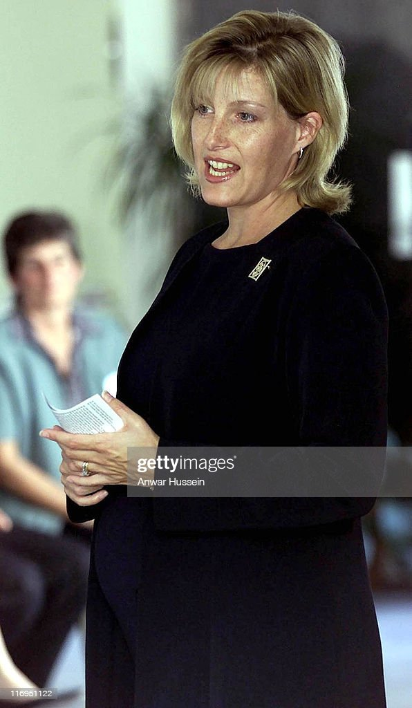 Sophie Countess Of Wessex Visits Girl Guiding UK Headquarters - September 25,