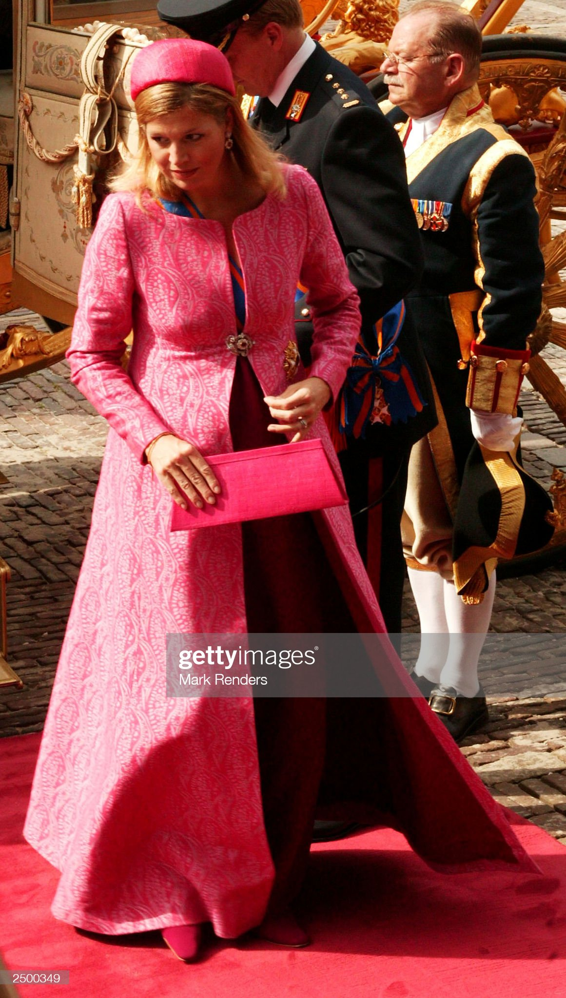 Princess Maxima : News Photo