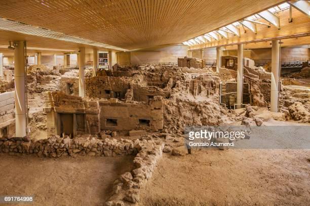 The Prehistoric City of Akrotiri
