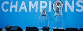 manchester england premier league trophy carabao