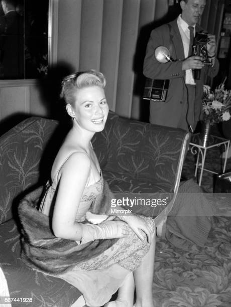 The Premiere of the 'Middle of the Night' June 1959
