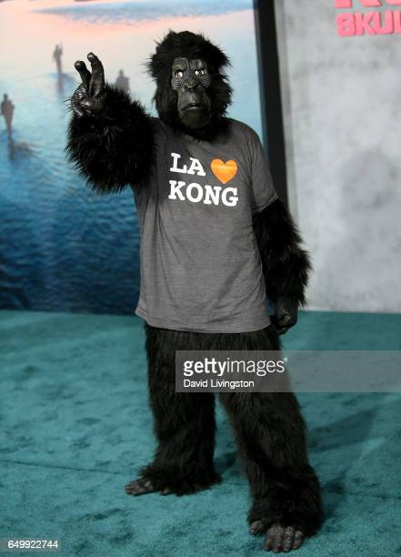 The premiere of Warner Bros Pictures' 'Kong Skull Island' at Dolby Theatre on March 8 2017 in Hollywood California