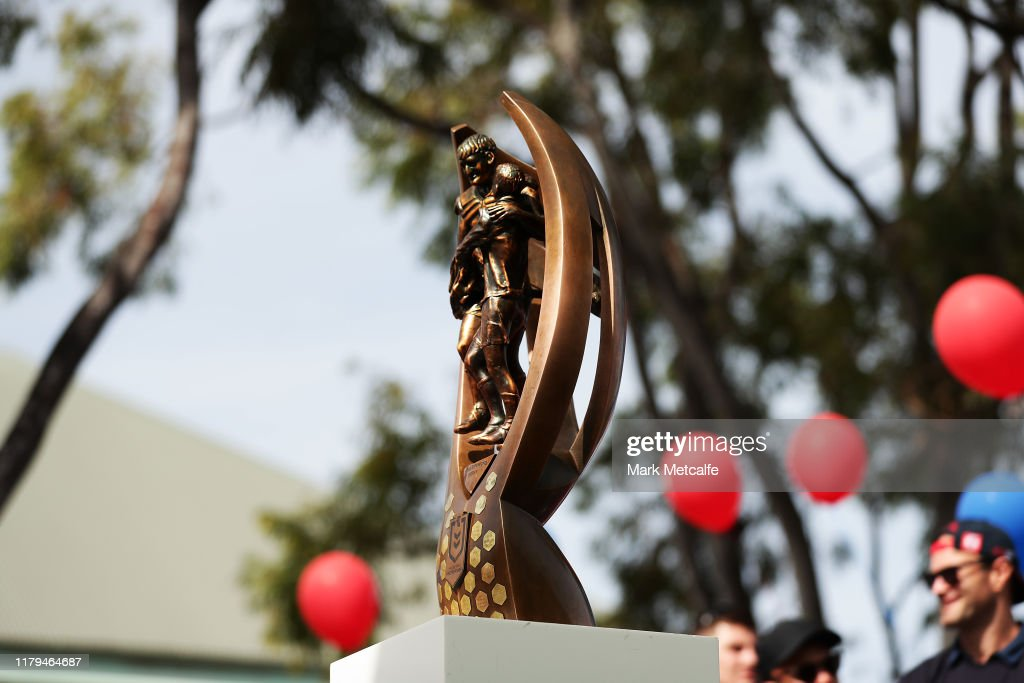 Sydney Roosters 2019 NRL Grand Final Celebrations : News Photo