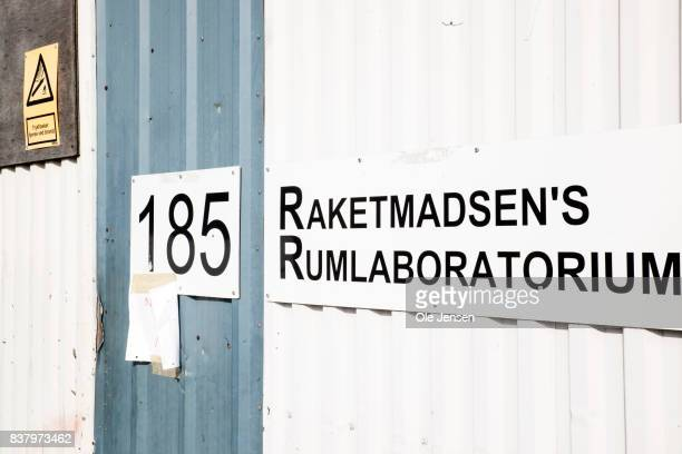 The premises of Peter Madsen who is accused for killing Swedish journalist Kim Wallwas not only a submarine inventor but also developer of space...